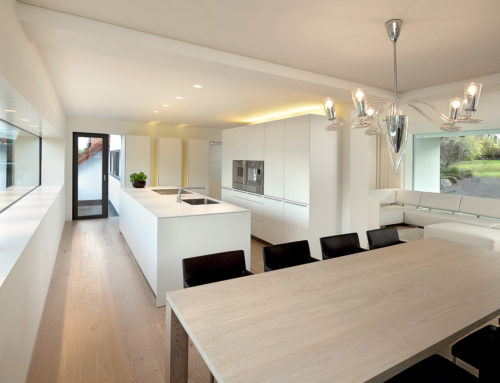 Sanierung Wohnhaus S. Pegnitz